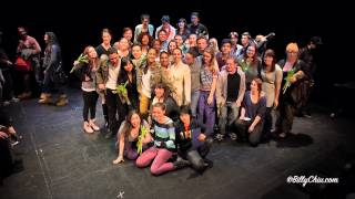 2013 NYU Steinhardt Youth Theatre Ensemble Group Photo
