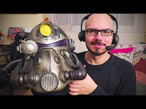 Ausgepackt! #155 ~ Fallout 76 Power Armor T-51b Collector's Edition (Unboxing) thumbnail
