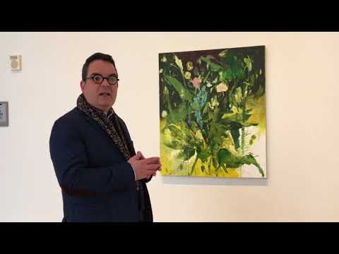 Luis Croquer, Director Of Brandeis Rose Museum Discusses Works By Jennifer Packer, Currently On View
