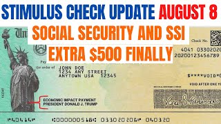 Stimulus Check Package Update  SS SSI SSDI (HUGE)
