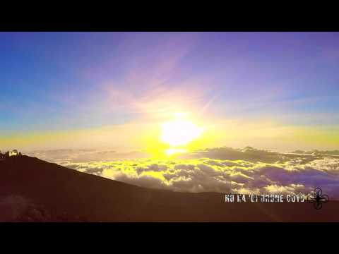 Sunset Timelapse: Haleakalā, Maui, Hawaii