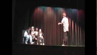 Bear Creek High School Comedy Sport Match (12-11-2009) Part 4