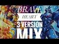 Digimon BRAVE HEART [3 ver. Mix] from Digimon Adventure+Tri+Last Evolution Kizuna