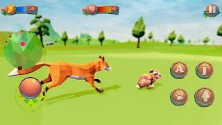 Fox Simulator Fantasy Jungle (by Kooky Games) Android Gameplay [HD]