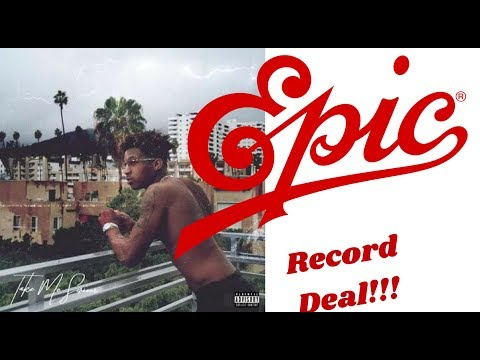 DDG SIGNED MAJOR RECORD DEAL WITH EPIC RECORD!!!!