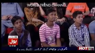 A Guy Won AIR PLANE in Amir Liaqat Game Show Aisay Chalay Ga