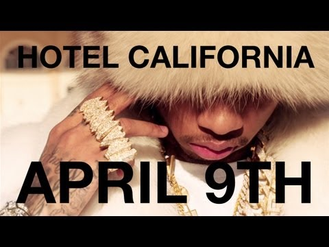 Tyga - Hotel California ALBUM April 9th 2013 [OFFICIAL TRAILER]