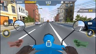 Moto Racing Club - Traffic Motor Highway Rider MAP 1 - Android Gameplay FHD