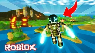 AMAZING NEW SUPERHEROE TITAN!! MADCITY BEST ROBLOX POWERS 💙💚💛 BE BE BE BE BE BE EDY AND ADRI 😍