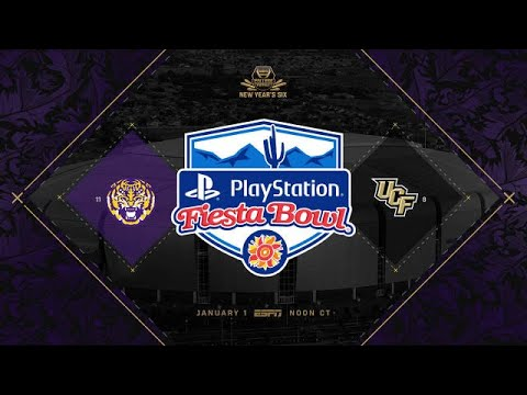 LSU v. UCF  PlayStation Fiesta Bowl Trailer