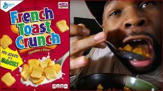 Cereal Doe!?  French Toast Crunch Is Back / Unboxing