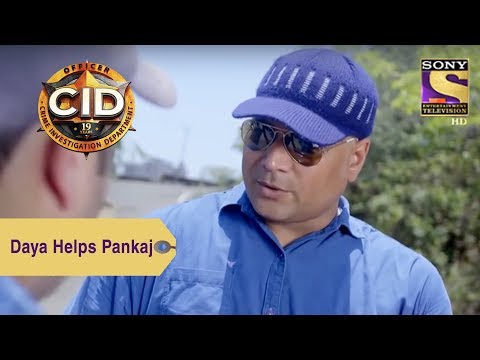 Your Favorite Character  Daya Tries To Help Find Pankajs Abducted Girlfriend   CID