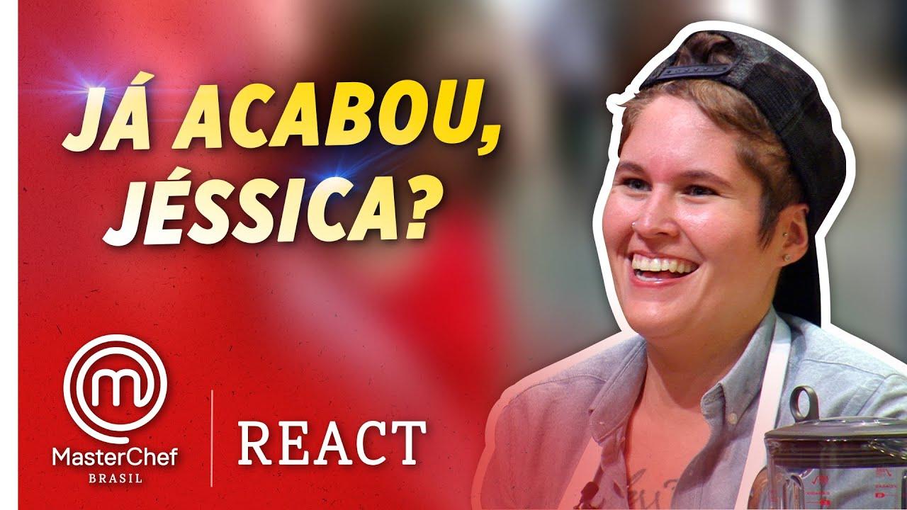 MASTERCHEF BRASIL REACT: ENTENDEU, ABACAXI?