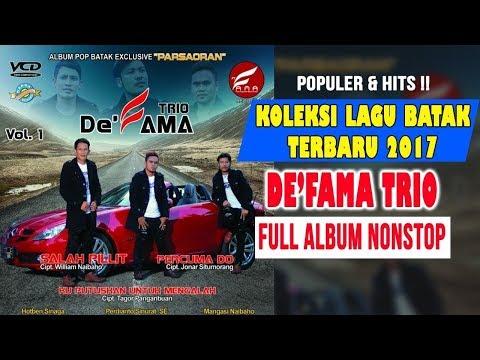 Lagu Batak Terbaru 2018 Defama Trio - Paboa