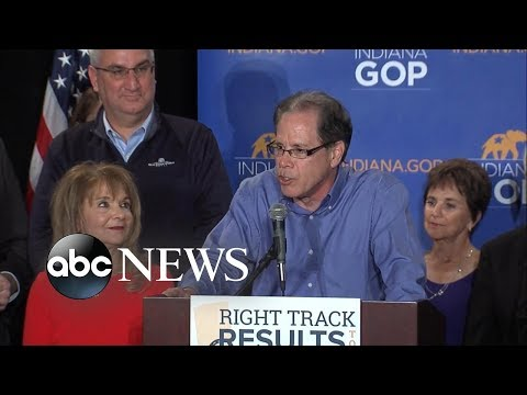Mike Braun pledges to \'really make things happen in D.C.\'