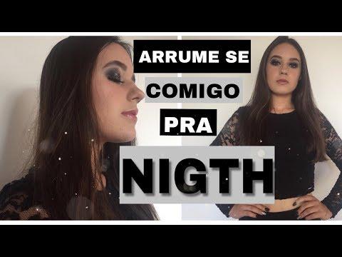 ARRUME-SE COMIGO PARA FESTA À NOITE