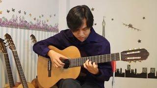 Thuyền Viễn Xứ (Guitar Solo) - Độc Tấu Guitar (Guitar Classic) - Guitarist Nguyen Bao Chuong