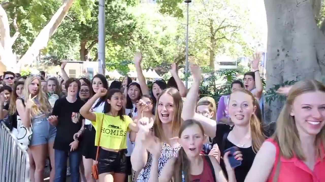 Tyler Oakley And Davey Wavey In Sydney Youtube