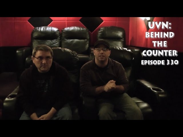 UVN: Behind the Counter 331