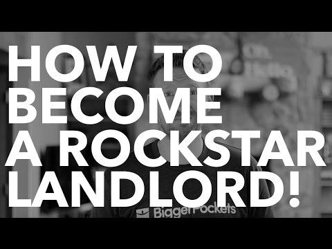6 Vital Tips for Becoming a Rockstar Landlord!
