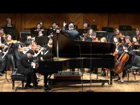 George Li plays Beethoven Piano Concerto No. 5