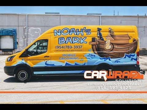 Car Wrap Solutions - Dania Beach Florida - Car Wrap Advertising Specialists