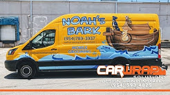 Car Wrap Solutions - Dania Beach Florida - Car Wrap Advertising Specialists