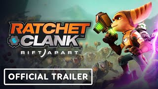 Ratchet & Clank: Rift Apart - Official Weapons & Traversal Trailer