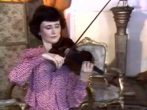 "Charles Ives Sonata #2 for violin and piano. m 1 ""Autumn"""
