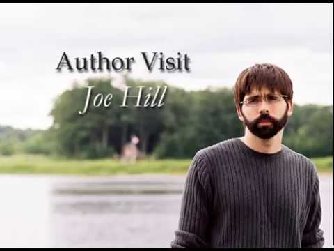 Author Visit: Joe Hill