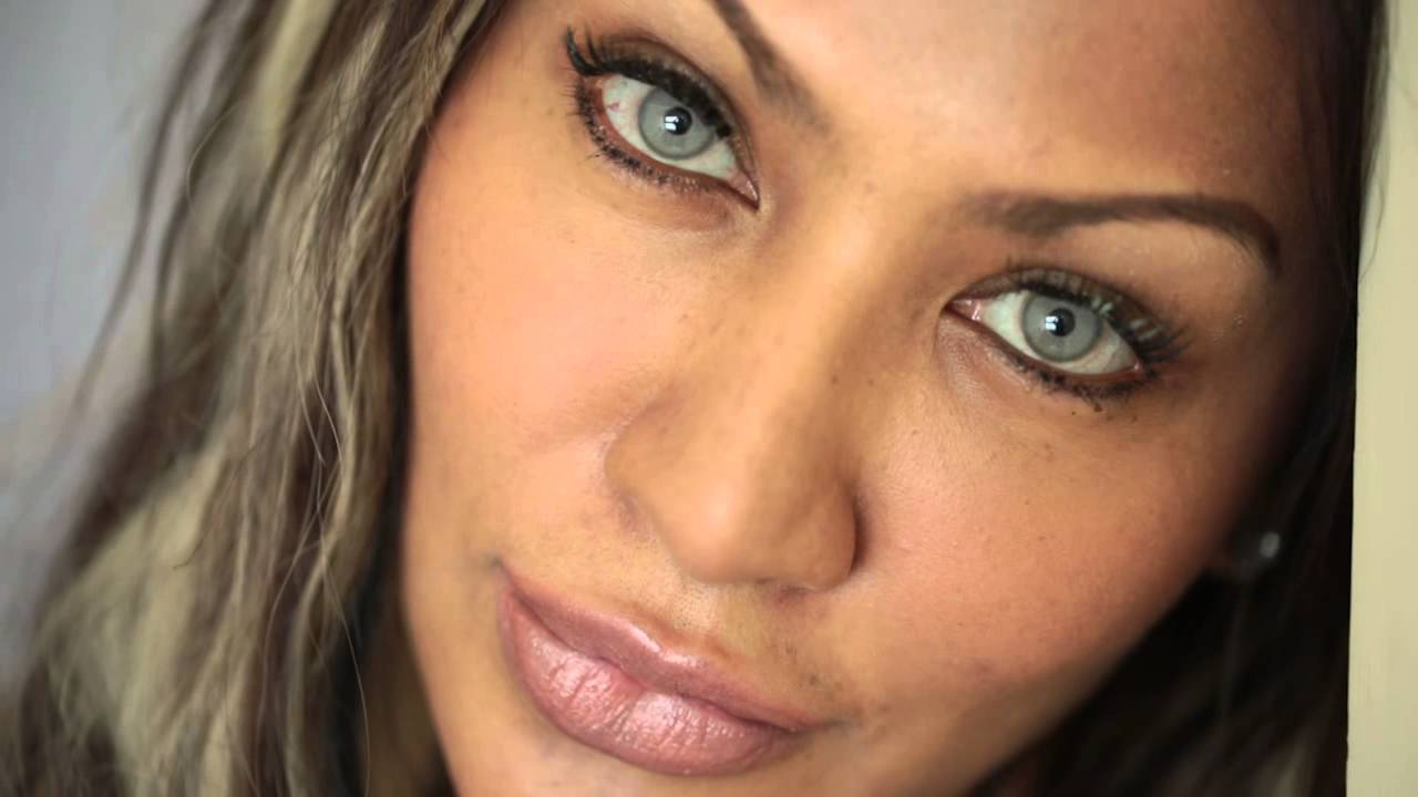 Best Brown Color Eyes Light Blue Contacts