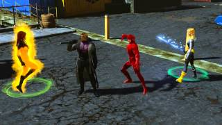 Marvel Heroes 2015 MMO - Trailer