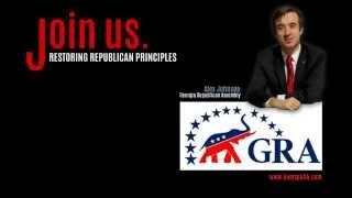 Alex Johnson Ramps up the Georgia Republican Assembly (GRA)