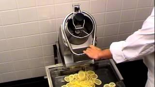Hallde RG-250   Нарезка лимона кружочками