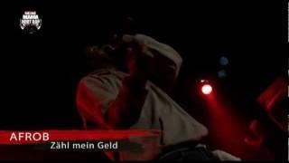 Afrob - Zähl mein Geld (Live)