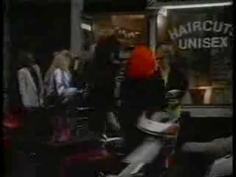 Lou Reed 1984 Honda ad