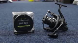 Daiwa Emcast 25a + RM TEC Bundle | Fishing Republic