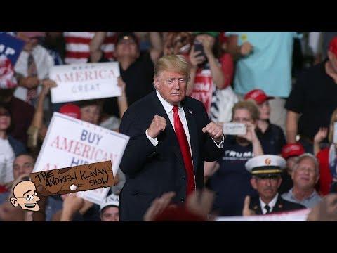Trump Shows Good Character   The Andrew Klavan Show Ep. 636