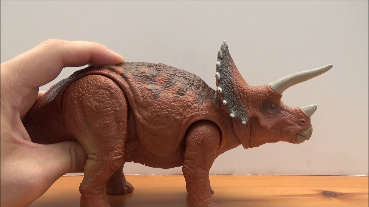 Roarivores Triceratops Jurassic World Toys & Hobbies Animals & Dinosaurs