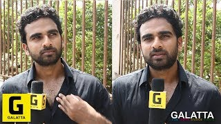 Actors Don't Have Freedom To Express Political Views - Ashok Selvan | Sterlite Protests