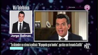 Javier Poza entrevista a Jorge Salinas