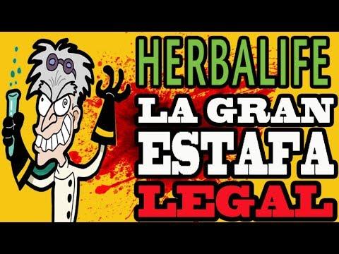 HERBALIFE , LA GRAN ESTAFA LEGAL - TODA LA VERDAD SOBRE SUS SUPLEMENTOS