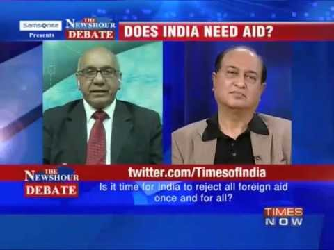 Debate: Does India need aid? 3