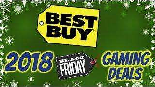 Best Buy 2018 Black Friday ad