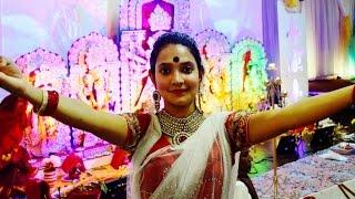 bengali dance premer joare bhasabe rabindra sangeet by bhoomi live on stage