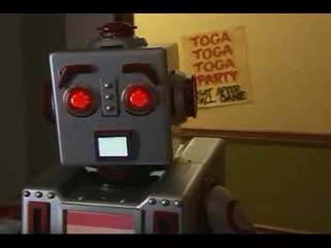 gay robot video
