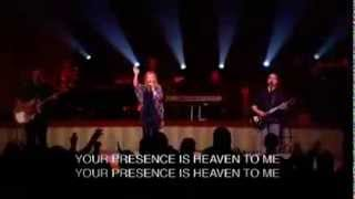 Your Presence is Heaven to Me -- Israel Houghton & Darlene Zschech @ Lakewood Church 2013
