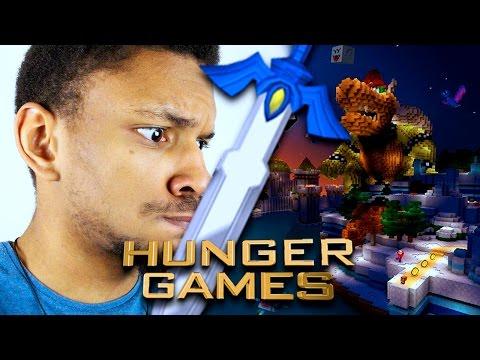 HUNGER GAMES MINECRAFT - Map Mario (6)
