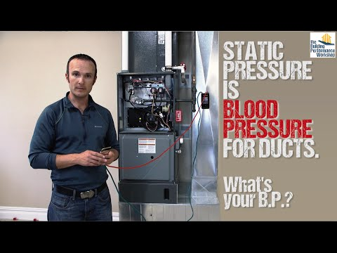 Static Pressure Testing and Mapping Demonstration