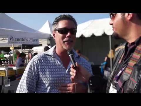 SMOOTH JAZZ LIVE BACKSTAGE INTERVIEW AT KSBR 2014-WITH PATRICK BRADLEY